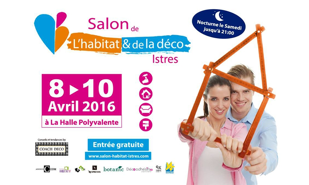 Salon de l 39 habitat et de la d co d 39 istres for Salon de l habitat laval